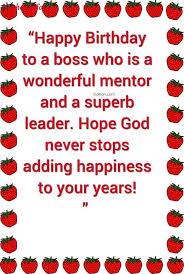 85 beautiful birthday wishes for boss u2013 best birthday greeting