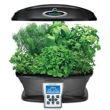 the intelligent indoor garden system hammacher schlemmer going