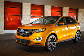 Ford Edge 2006 The Top 10 Most Powerful Front Wheel Drive Cars