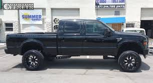2009 ford f250 lifted 2009 ford f 250 duty gear alloy big block suspension lift 6in