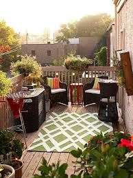 Small Outdoor Rug Colorful Touches For Outdoor Decorating Outdoor Rugs Porch And