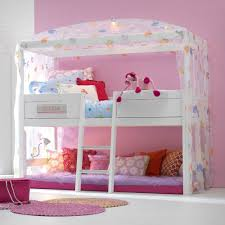 girls bed with canopy freebird 4 poster high bed lifetime furniture cuckooland