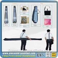 Pipe Drape Wholesale Wholesale Pipe Drape Adjustable Aluminum Backdrops Indian Wedding