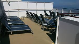 Ncl Epic Deck Plan 9 by Is The Epic Freestly Sundeck Toplesss Cruise Critic