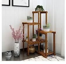 shelf floor l with zgp plant stand solid wood flower stand living room balcony corner