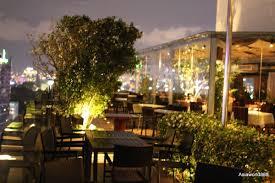 rooftop shri saigon restaurant at night hd youtube