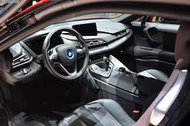 Bmw I8 Interior - 2016 geneva motor show bmw i8 protonic red edition makes world debut