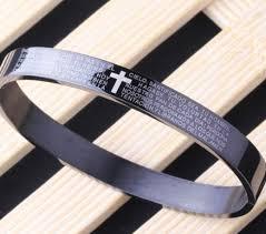 mens personalized bracelet cross personalized bracelet for men design mens bracelets buytra