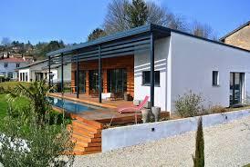 extension maison contemporaine extension maison toit terrasse 14 construction maison