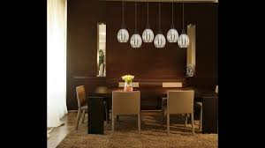 dining room table lighting contemporary dining room light fixtures youtube