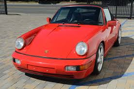 porsche 964 cabriolet for sale 1991 porsche 911 964 carrera 2 convertible for sale