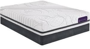 icomfort savant iii plush queen mattress set memory foam