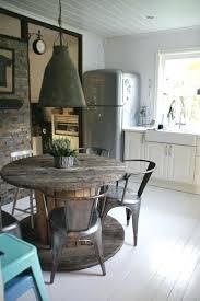 cuisine style loft industriel table salle a manger style loft cuisine indus style industriel a