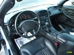 1989 Corvette Interior Black Interior 2002 Chevrolet Corvette Z06 Photo 40536625