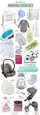 newborn essentials newborn baby gear essentials free printable checklist newborn