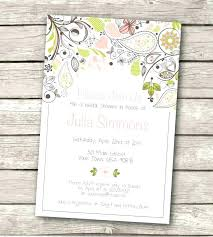 make your own bridal shower invitations make your own wedding shower invitations free onecolor me