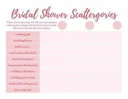 free printable bridal shower left right game bridal shower game and free scattergories printable morning