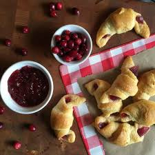 cranberry crescent rolls through imperfection