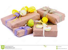 easter gifts easter gifts royalty free stock photo image 34304465