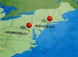 New York Map Us Insights Of A Russian Writer Traveling In The U S Shareamerica