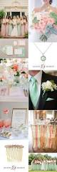 Peach Color Bedroom by Best 25 Peach Mint Wedding Ideas Only On Pinterest Mint Wedding