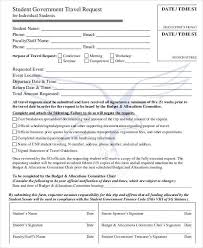 budget request form plainresume co