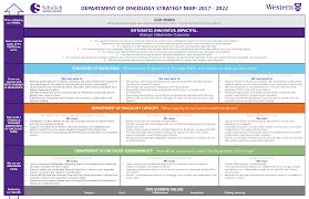 Strategy Map Strategic Planning Oncology Western University