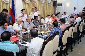 The Presidential Cabinet Duterte Bares More Cabinet Members Sunstar