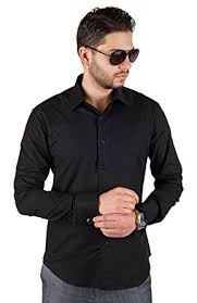 new men u0027s french cuff tailored slim fit spread collar dress shirts