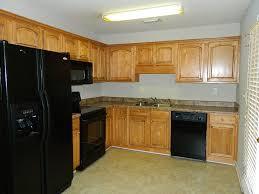 kitchen appliance floor tile kitchen countertop dark brown