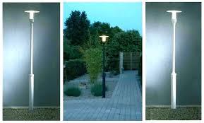 light pole home depot l post lights outdoor wood posts poles for lighting pole home
