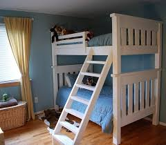 Build A Bunk Bed Build A Diy Simple And Sturdy Bunk Beds