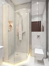 Shower Stall Ideas For A Small Bathroom Colors A Super Small 40 Square Meter Home Small Shower Stalls Square