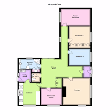 4 Bedroom Bungalow Floor Plans by Whitegates Scunthorpe 4 Bedroom Detached Bungalow For Sale In