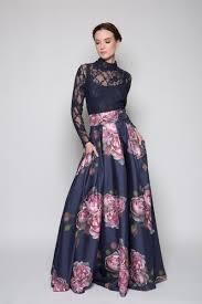silk skirt silk printed couture skirt