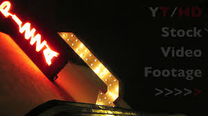 cool pizza neon sign light w arrow u0026 moving bulb lights pointing