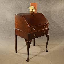 Small Bureau Desk by Antique Small Bureau Campaign Writing Study Desk Antiques Atlas