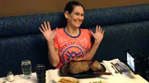 mesmerizing mom downs 72 ounce steak in under 3 minutes today com