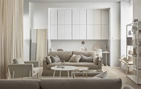 ikea living room a stylist s living room susanne s cosy minimalist retreat