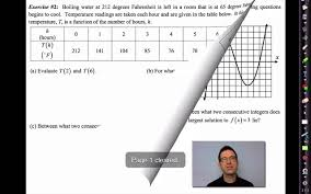 common core algebra ii unit 2 lesson 2 function notation youtube