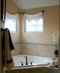 bathroom valances ideas curtains bathroom window treatments curtains decorating small