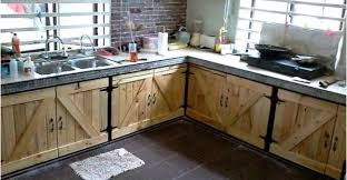 diy pallet kitchen cabinets kitchen cabinets from pallets what do you think