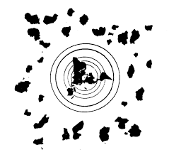 World Map Flat by Flat Earth World Maps Flat Earth Poster Sale