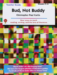 bud not buddy teacher guide by novel units inc novel units
