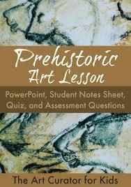prehistoric art lesson art lessons prehistoric and the arts