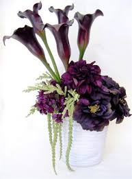silk calla lilies calla arrangements silk calla flower arrangement ideas