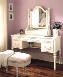 Small Vanity Mirror With Lights Furniture Small Makeup Vanity Desk Desks Lighted Beautiful Bedroom
