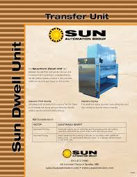 Machine Downtime Spreadsheet Other Retrofit Units Sun Automation Goettsch