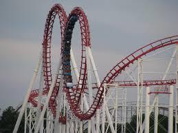 New Jersey Six Flags Address Great American Scream Machine Steel Version Six Flags Great