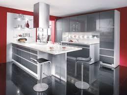 cuisine contemporaine grise cuisine moderne 2018 25 modèles gris et cuisines